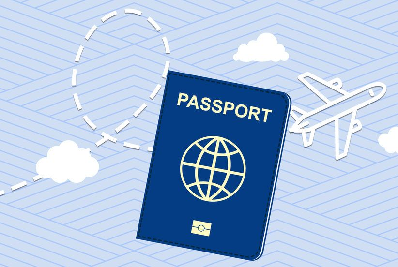 How To Replace A Passport That Is Lost Stolen Or Expired Lost Passport Trip Planning Expired Passport