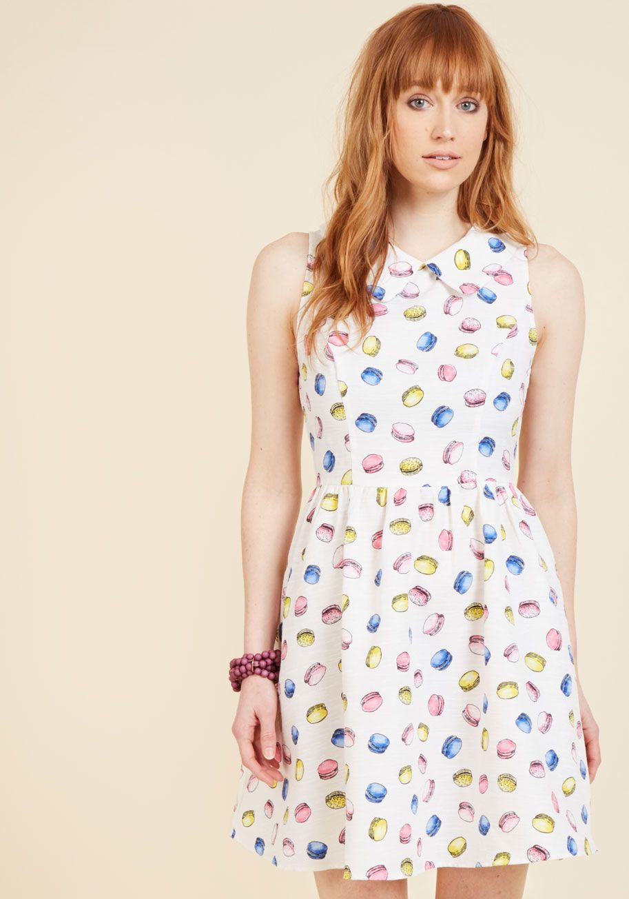 Confection Collection A-Line Dress in M, #ModCloth