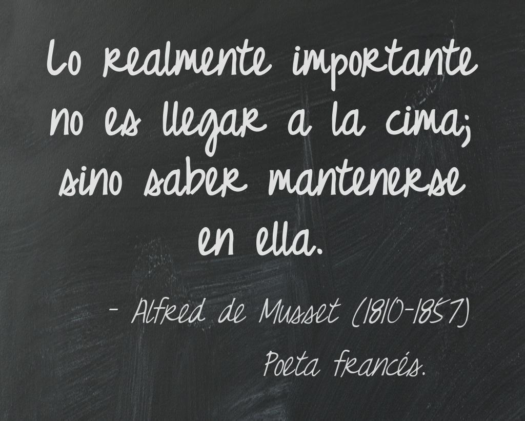 Alfred De Musset 1810 1857 Poeta Francés Citas Frases