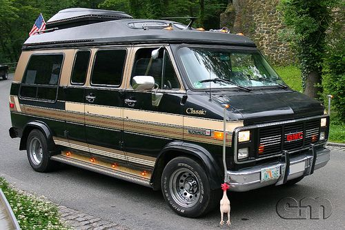 Gmc Vandura By Eplusm Via Flickr Gmc Vans Chevrolet Van Gmc