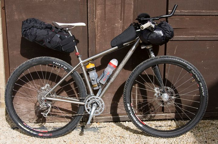 Sick as a dog so, show me you Bivi / Bikepacking / Adventure racing