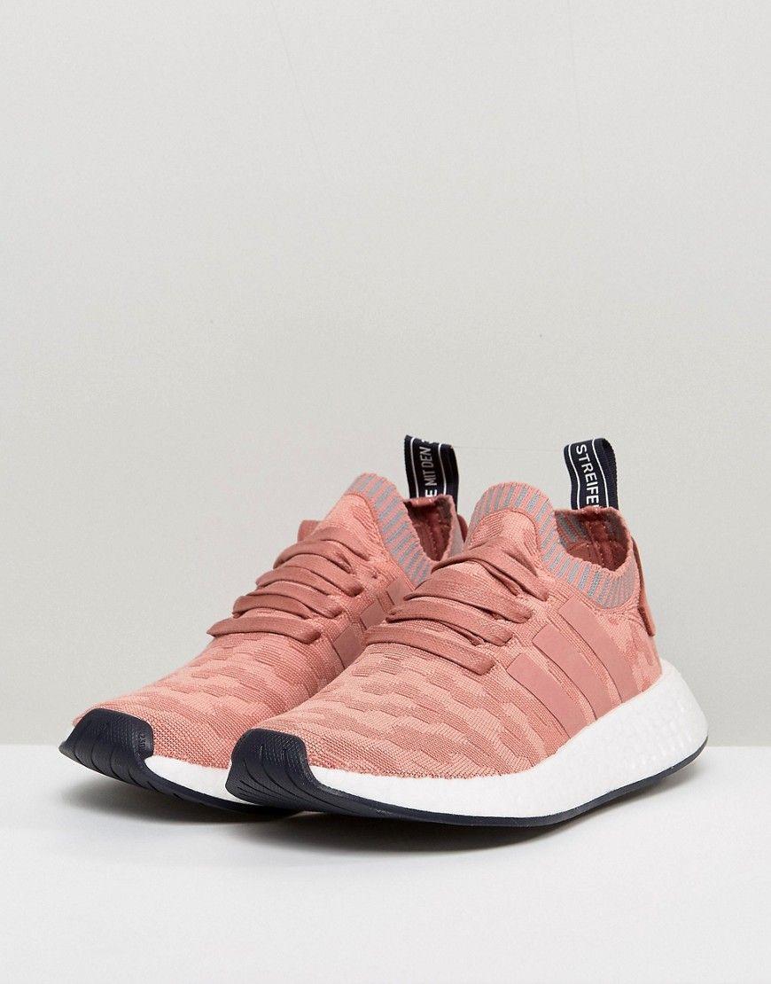 NMD R2 zapatillas adidas Originals lsnwgpzcya en Pink Pink