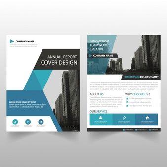 Business brochure template with geometric shapes 2 template business brochure template with geometric shapes saigontimesfo
