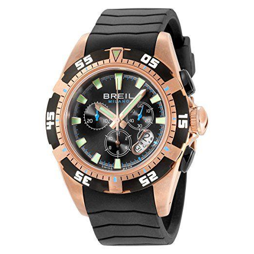 a2cf4a516325 Breil Milano Bw0410 - Reloj de caballero de cuarzo