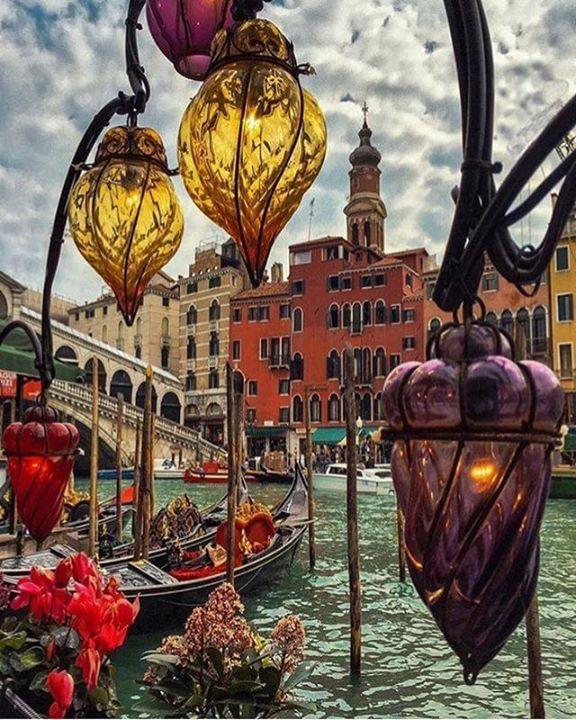 Evening Venice #venice #nvr2lte2lve #italy