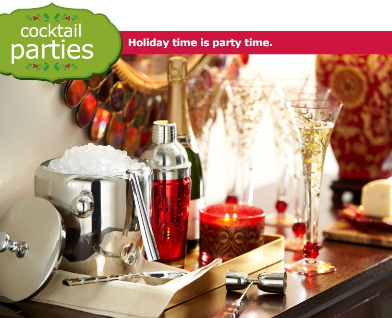 Cocktail Parties | Furniture gifts, Seasonal decor, Easy ...
