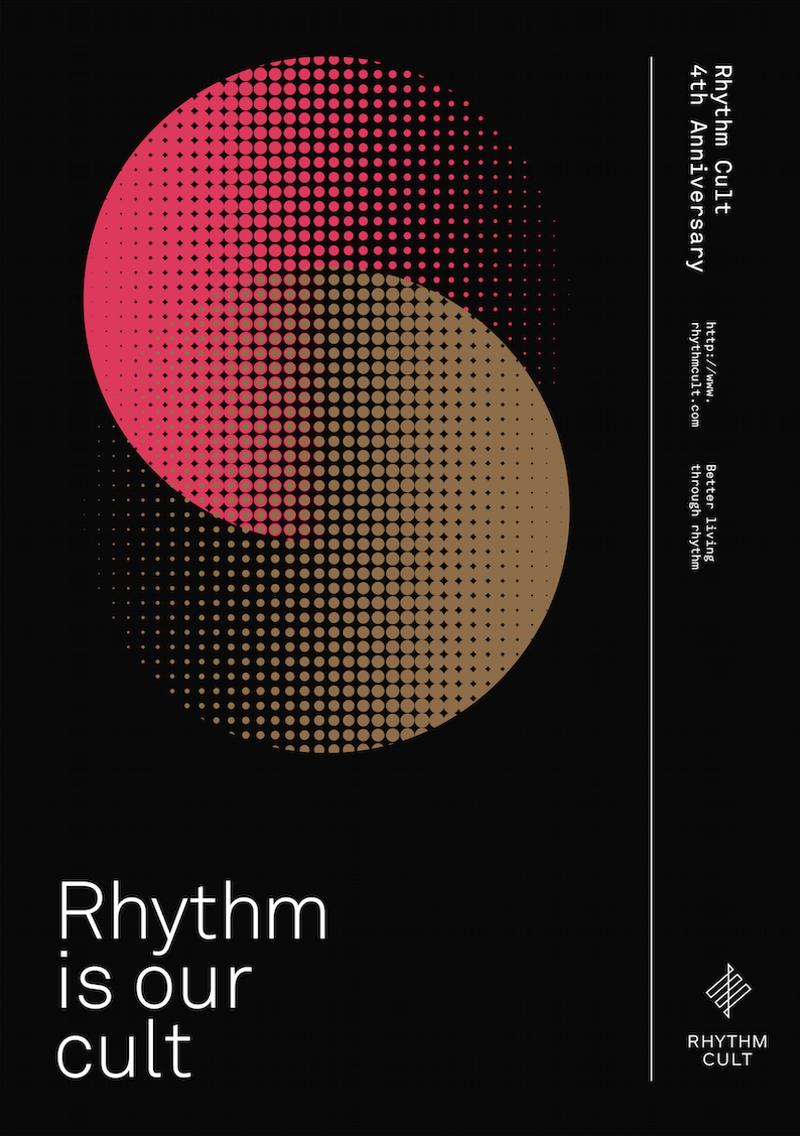 """""""Rhythm Cult 4th years"""", by quim marin, Spain - ty"""
