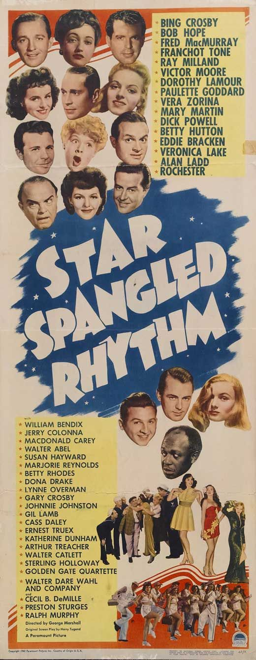 Download Star Spangled Rhythm Full-Movie Free