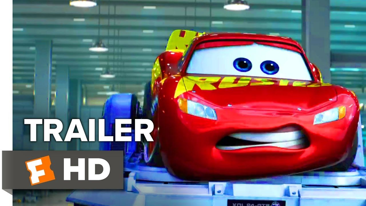 Cars 3 Hollywood Official Trailer 2017 Latest New Hollywood