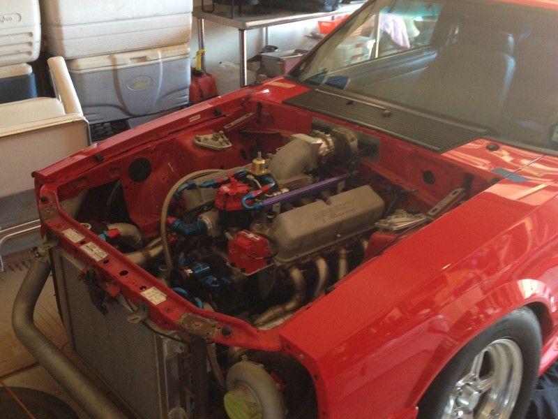 93 Cobra Twin Turbo - Bacliff - Texas - Street/ Hot Rod/ Muscle ...