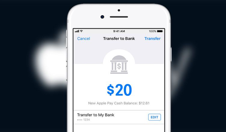 How To Transfer Money From Apple Pay Cash To Bank Account Apple Pay Pay Cash Apple