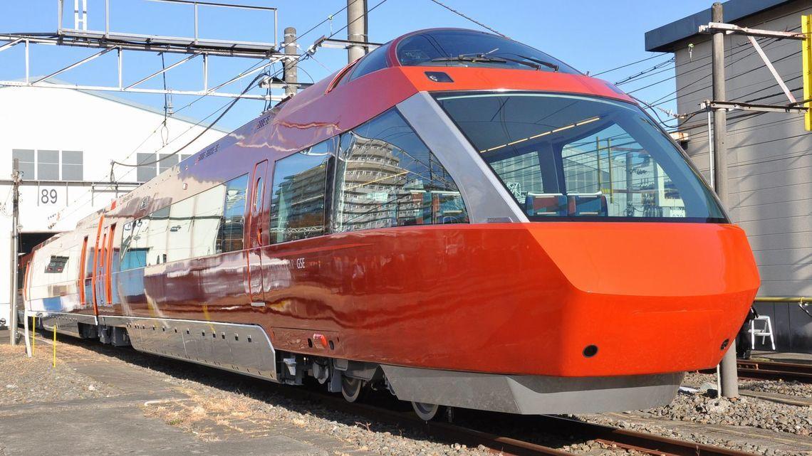 小田急新型ロマンスカー「GSE」はここが凄い   特急・観光列車   東洋経済オンライン   経済ニュースの新基準
