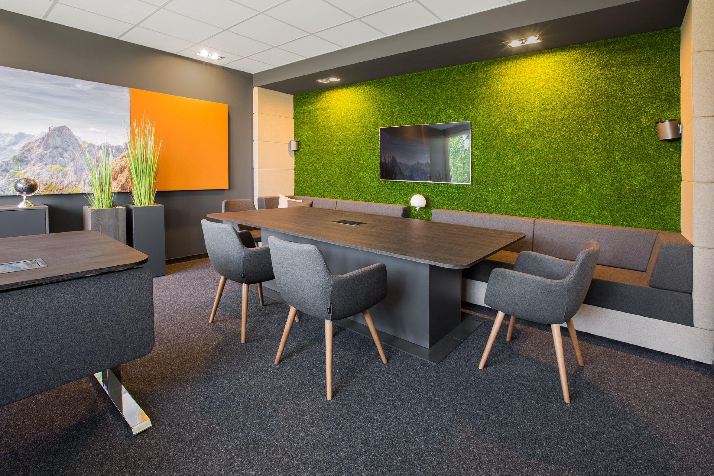 gr n im b ro entspannt helles gr n wirkt regenerierend und vitalisierend es beruhigt und. Black Bedroom Furniture Sets. Home Design Ideas