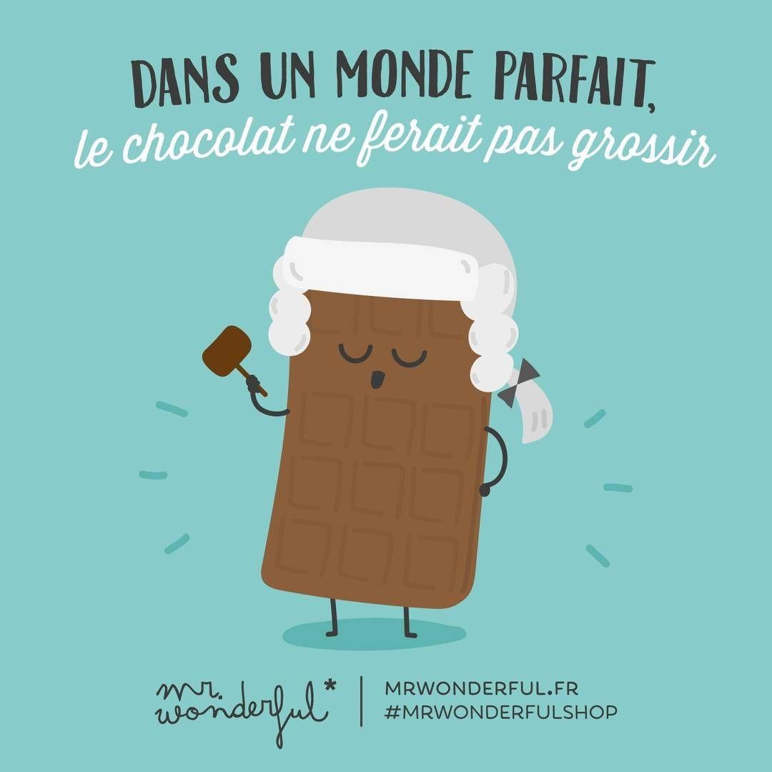Si seulement... #mnrwonderfulshop #chocolat