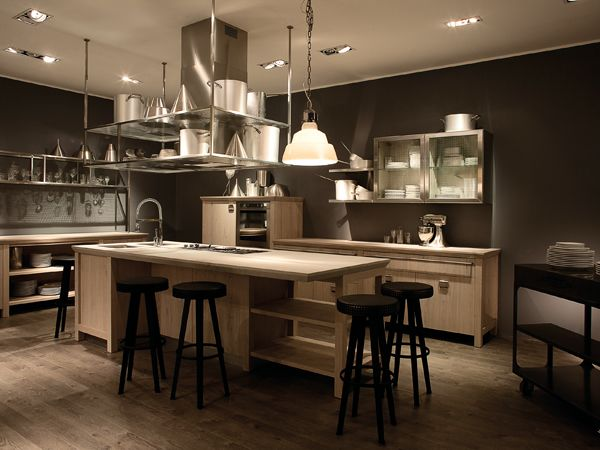 Homebuildlife: Diesel Social Kitchen at EuroCucina | Diesel social ...