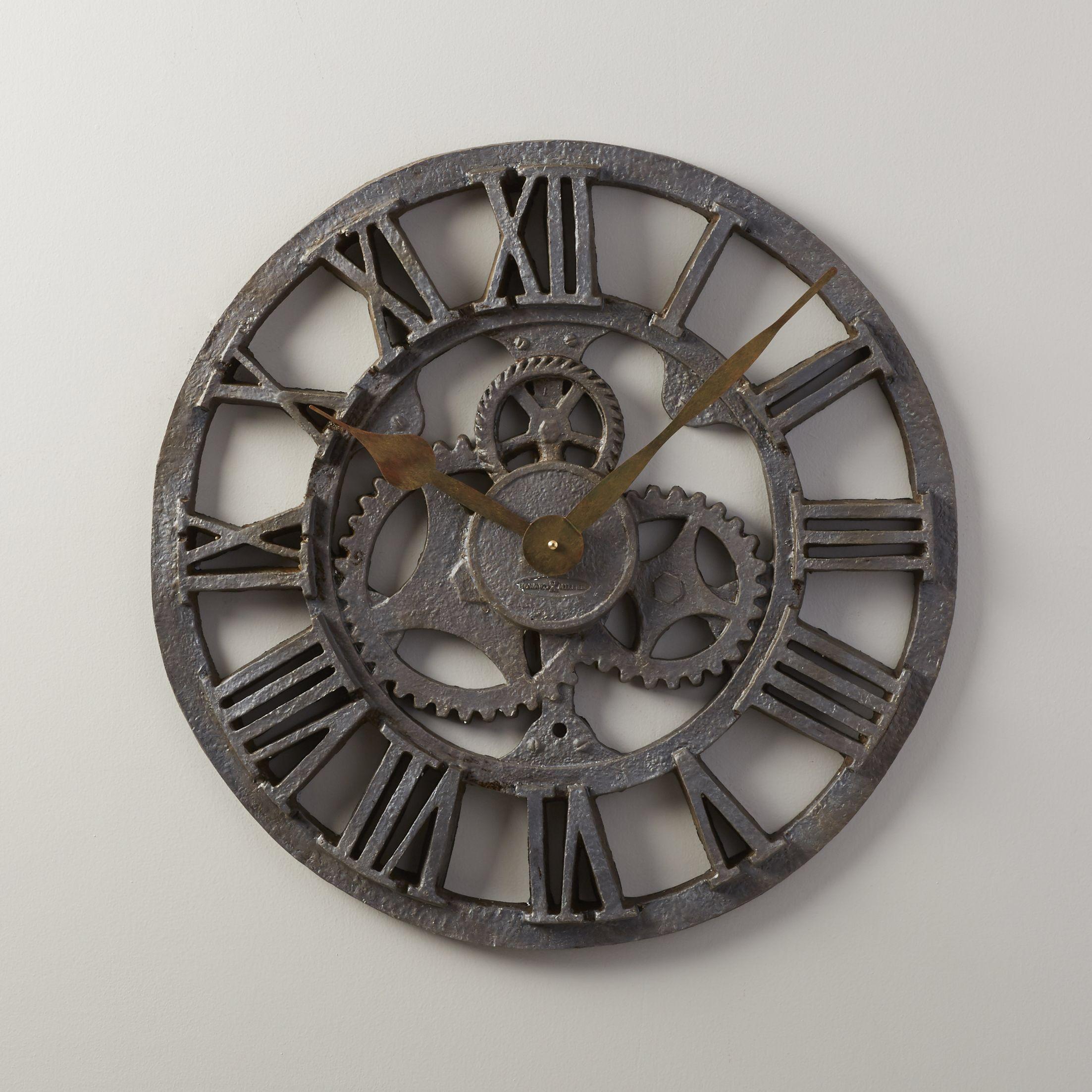 "Henson 21.5"" Wall Clock"