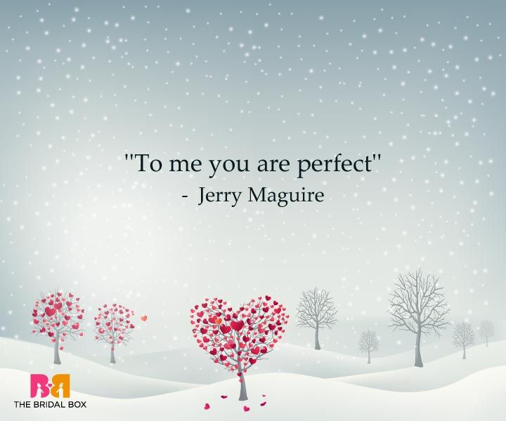 Jerry Maguire Movie Quotes: 9 Most Romantic One Line Love Quotes For Her