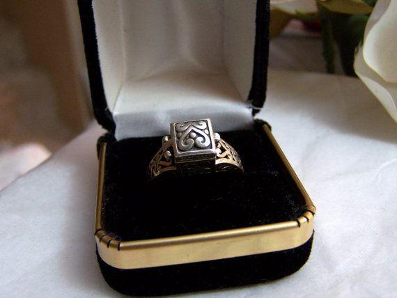 Poison box ring!!!