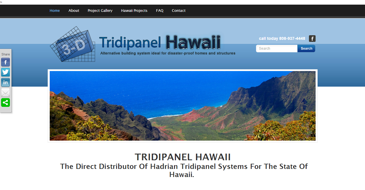 Tridipanel Hawaii Http Www Tridipanelhawaii Com Building Systems Web Design Hawaii