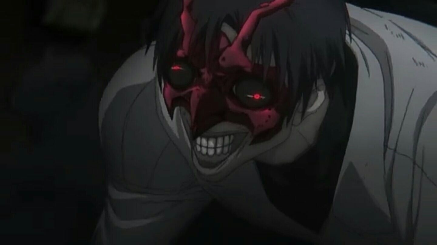 Urie Kuki out of control | Tokyo | Tokyo ghoul, Tokyo ghoul