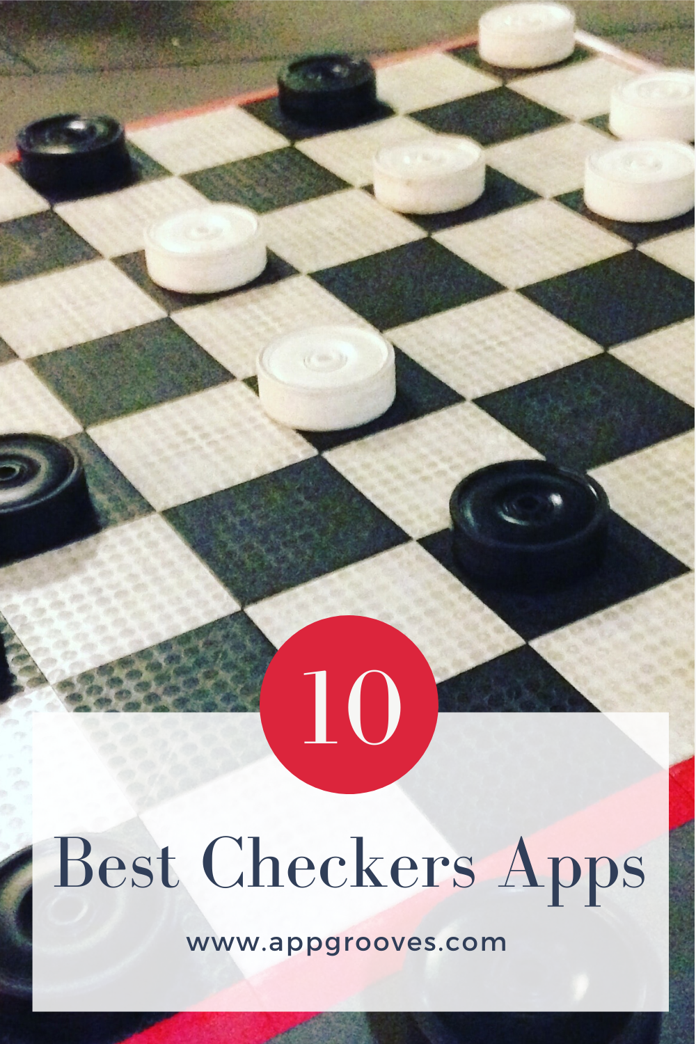 Honestly, there's nothing quite like a game of checkers