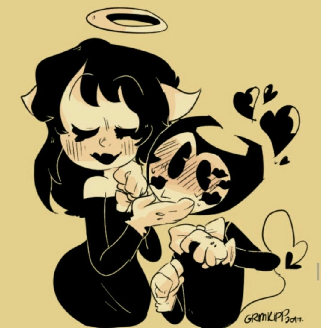 Pin by Deneb Dreemurr on Alice x Bendy (NO RULE 34, NEVER ...
