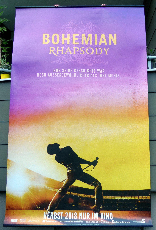 Bohemian Rhapsody Banner Sneak Preview Borhapbannertour Auch Bei