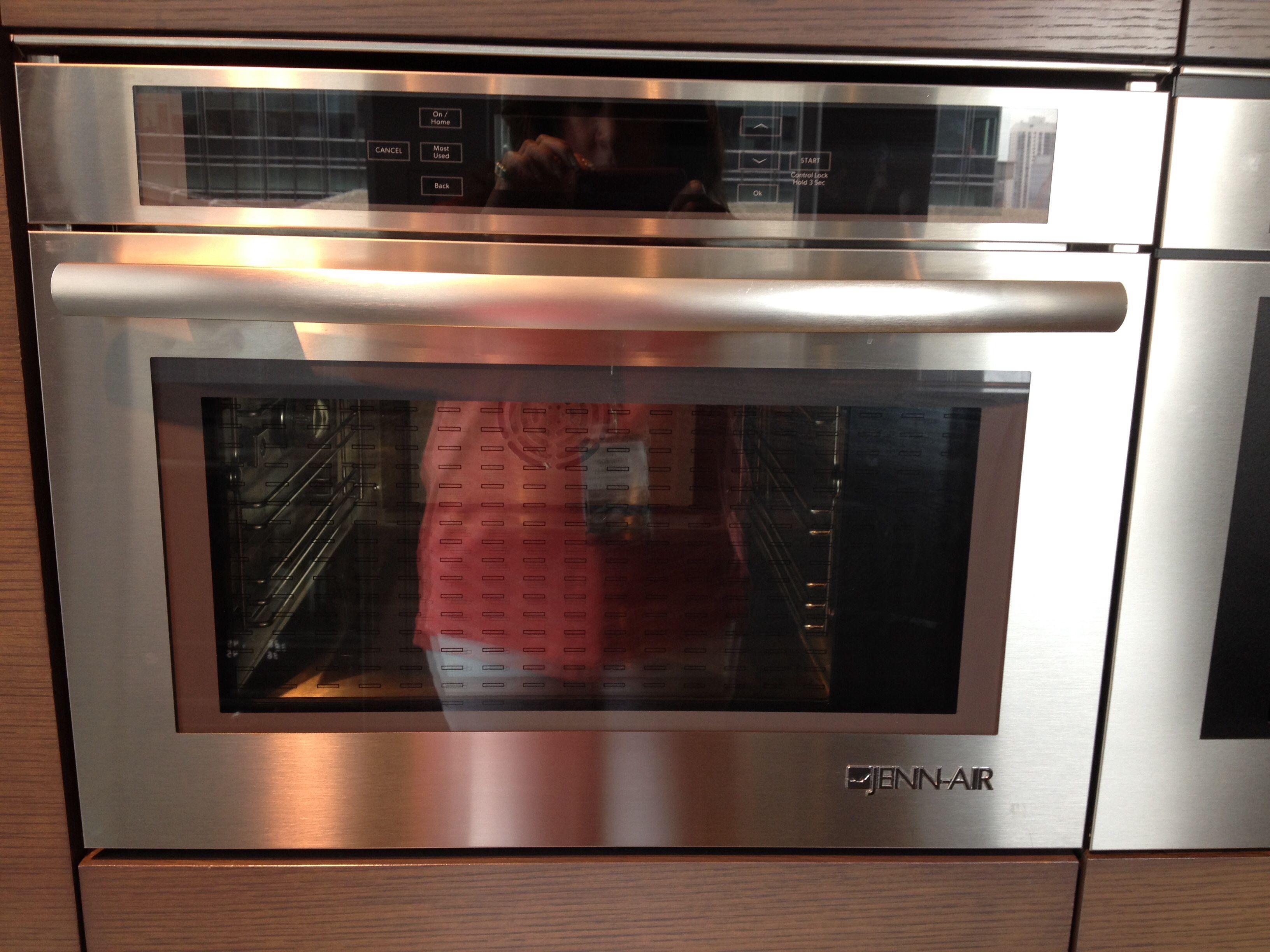 jenn air steam oven inspiringkitchen appliances pinterest