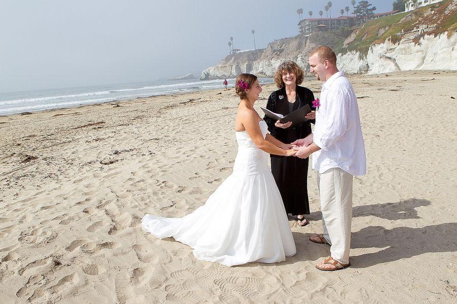 Weddings In Shell Beach Ca Pismo Wedding On The