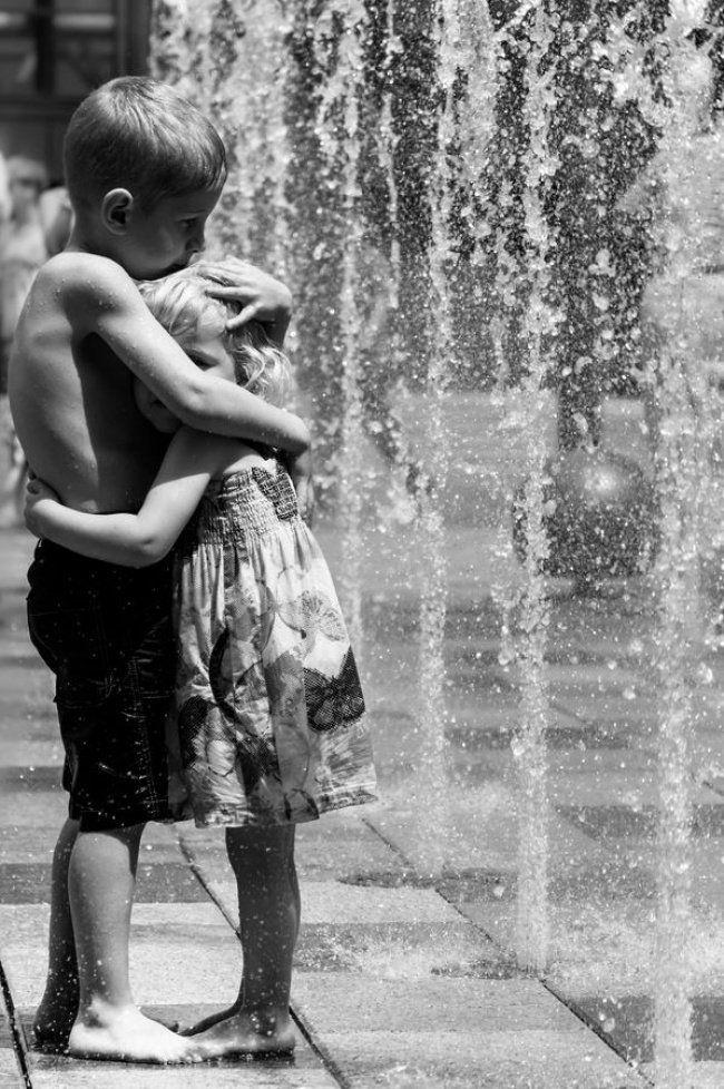 20 Photos Touchantes Qui Témoignent De L Amour Fraternel