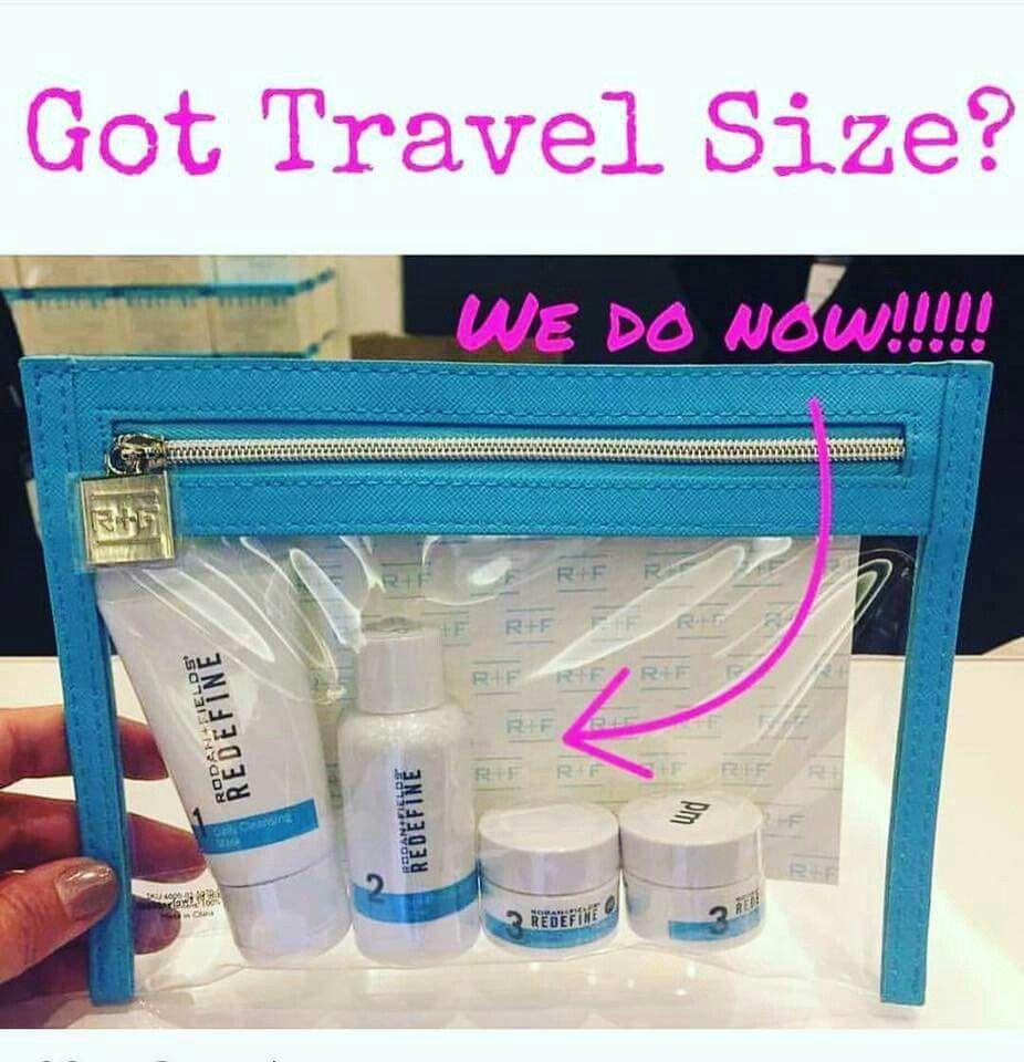 Travel Size Redefine Regimen
