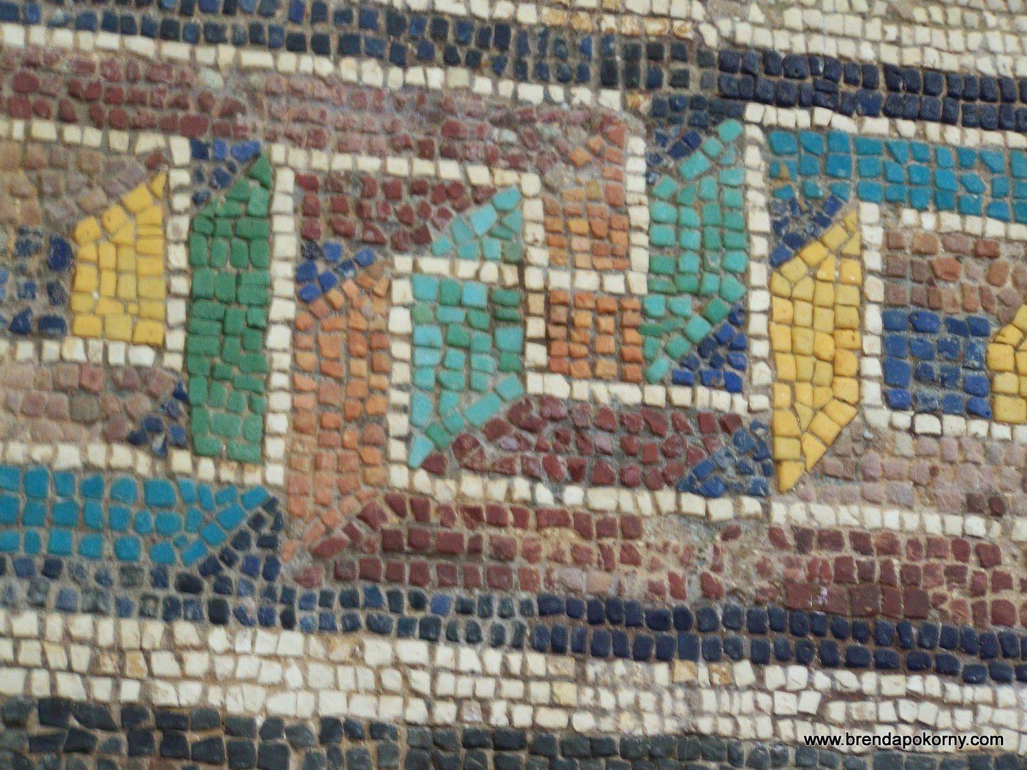 Greek Mosaic Mosaic Patterns Mosaic Art