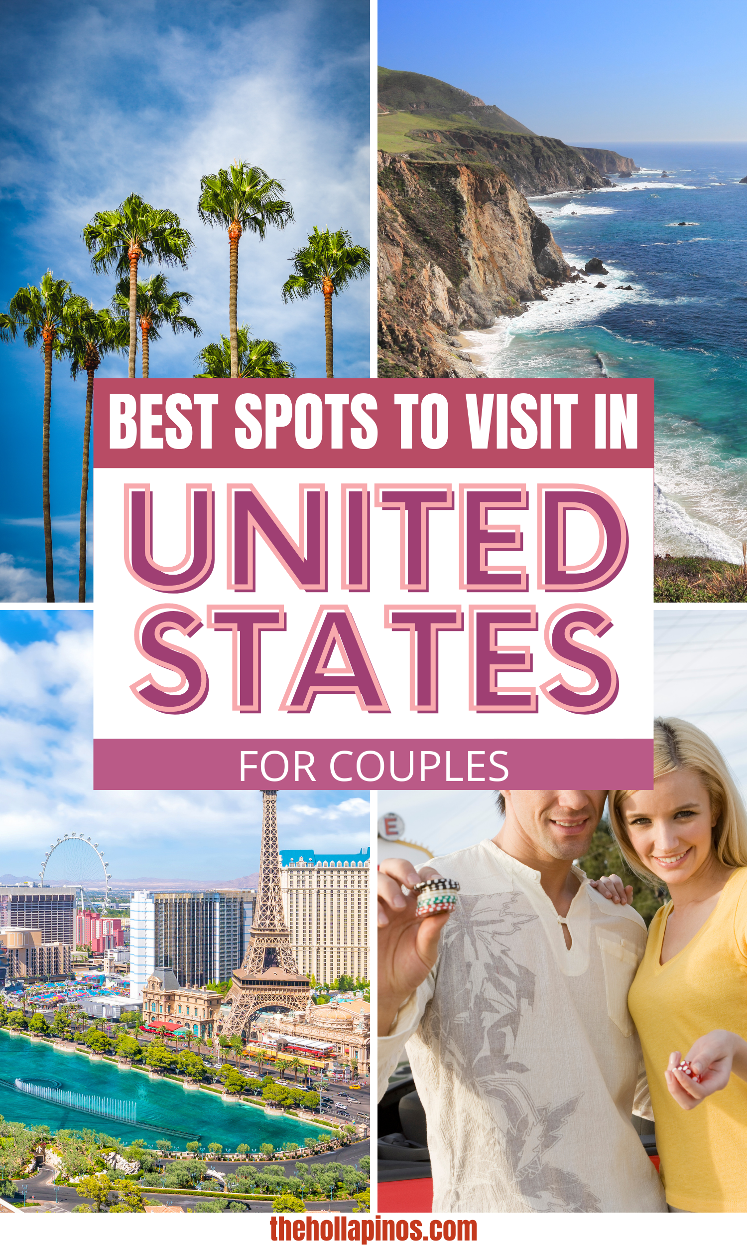 21 Best Vacation Spots For Couples In The Us Romantic Vacations Couples Best Vacation Spots Couples Vacation Spots