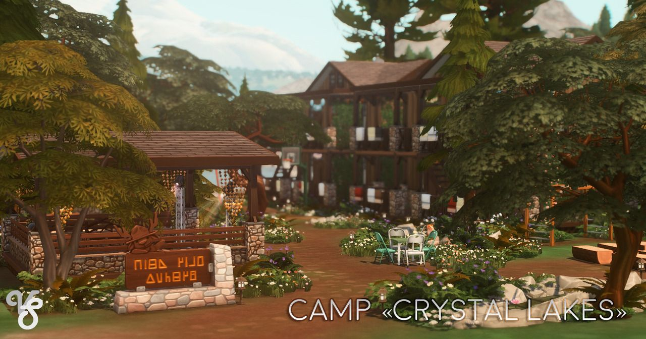 Faerietalesims Cc Finds In 2020 The Sims 4 Lots Sims 4 Sims Building