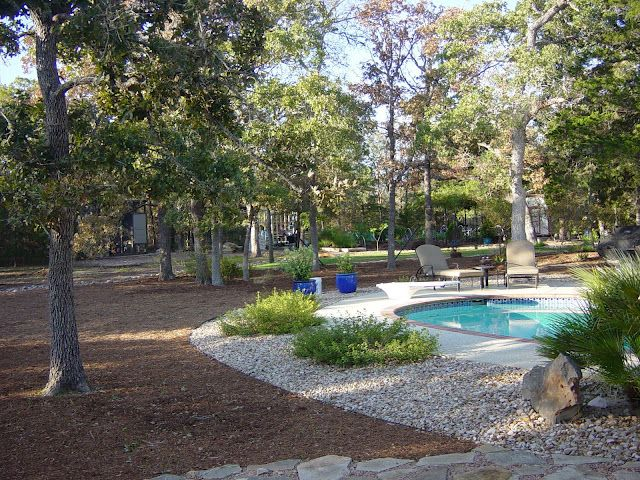 Big Challenges Small Solutions Landscaping Around Pool