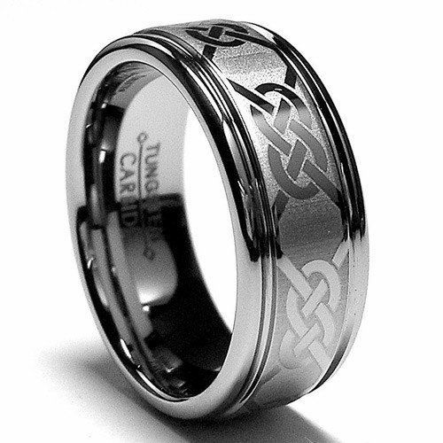 Men S Celtic Wedding Band To Replace Devin That Was