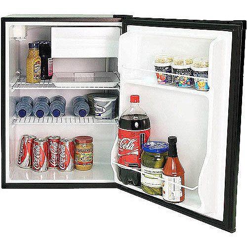 Walmart Black Decker 2 7 Cu Ft Refrigerator With Freezer On