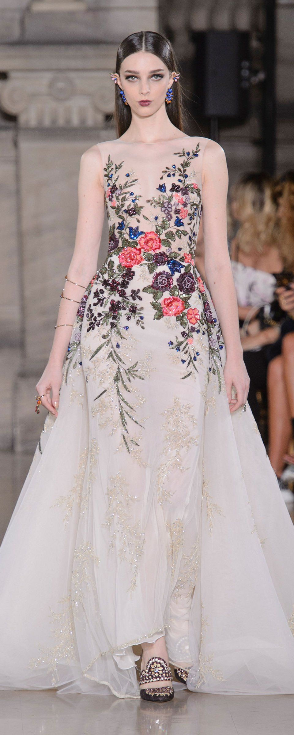 Georges Hobeika Fall-winter 2017-2018 - Couture | Haute couture ...