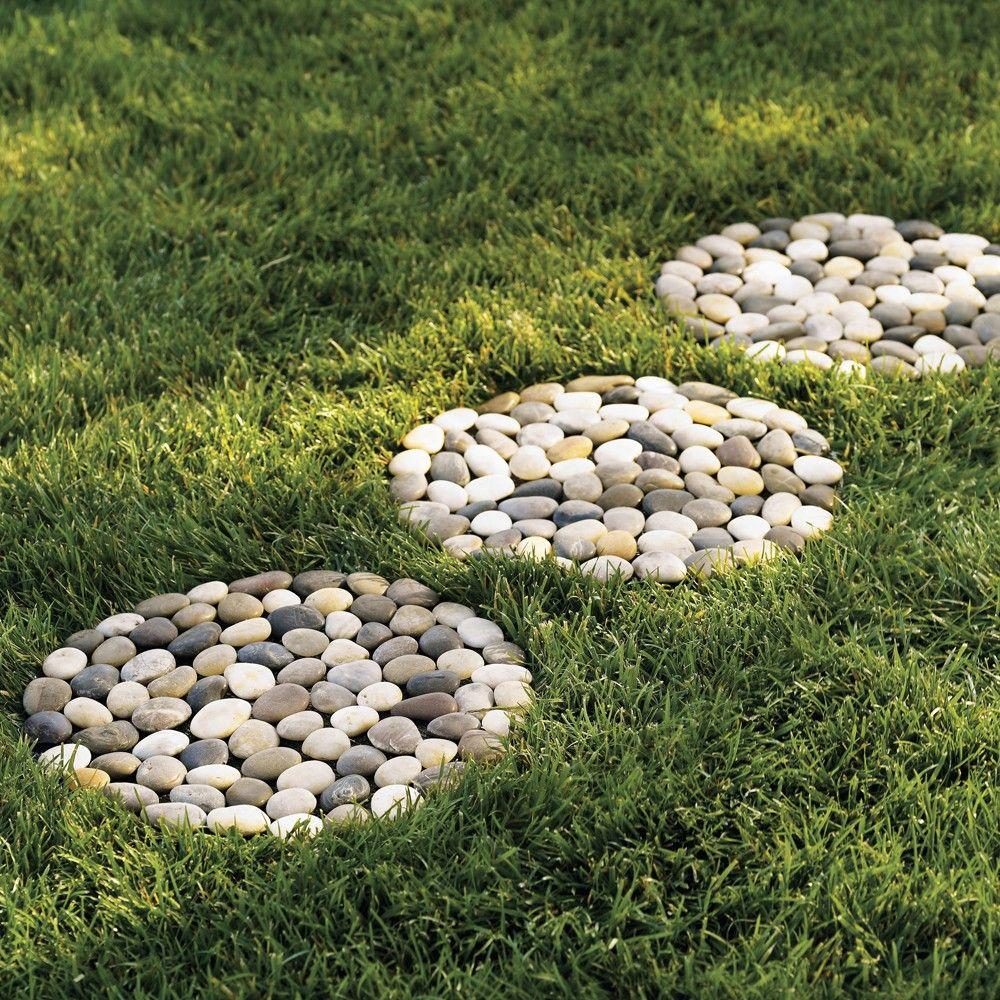 river stepping stones - set of 3 | landscapes | pinterest | garten