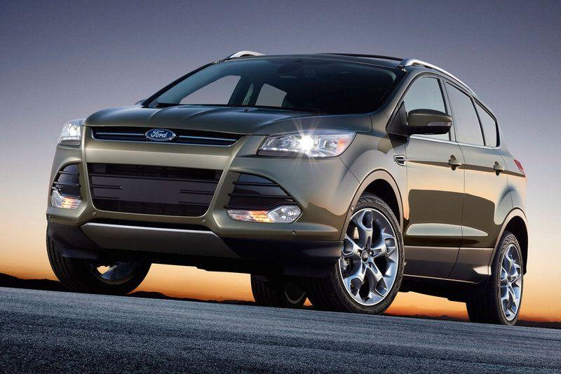 Ford Escape Ford Escape Ford Kuga Ford Suv