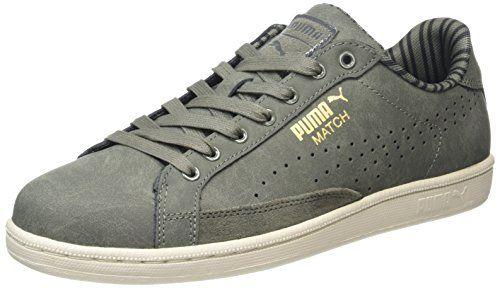Puma Match 74 Citi Series NM, Herren Sneakers, Grau (castor gray 03)