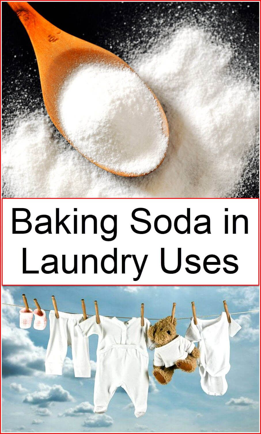 Baking Soda In Laundry Uses Baking Soda In Laundry Baking Soda