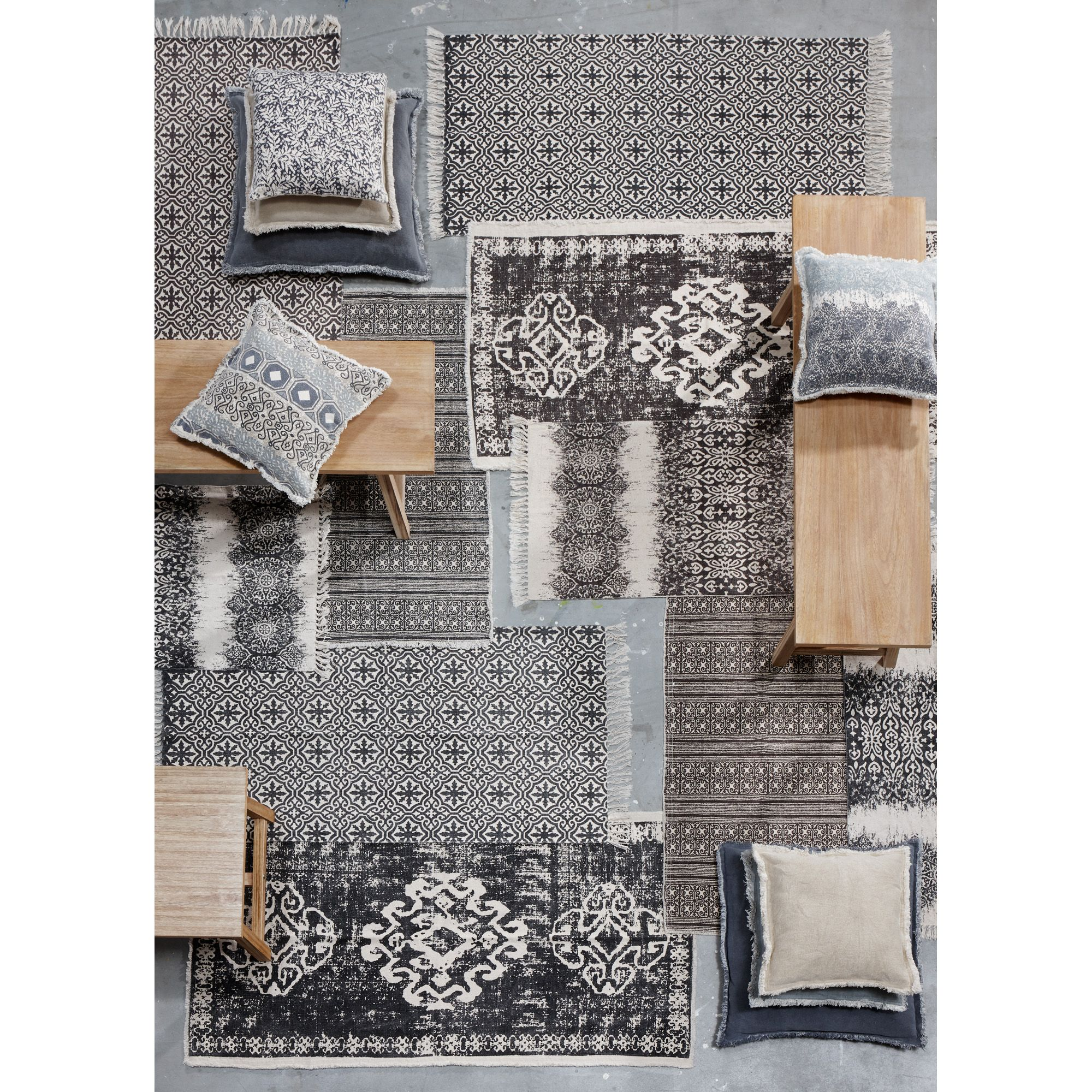 Vloerkleden in de leukste prints! #vloerkleed #woonkamer #interieur ...