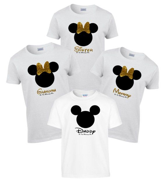 35b10a416 Custom Family Birthday Shirts with Glitter. Custom Family Birthday Shirts  with Glitter Fiesta Mickey Mouse ...