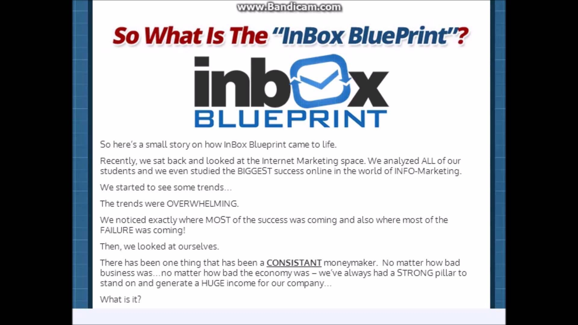 Inbox blueprint free download inbox blueprint is a new course inbox blueprint free download inbox blueprint is a new course created by anik singal malvernweather Gallery