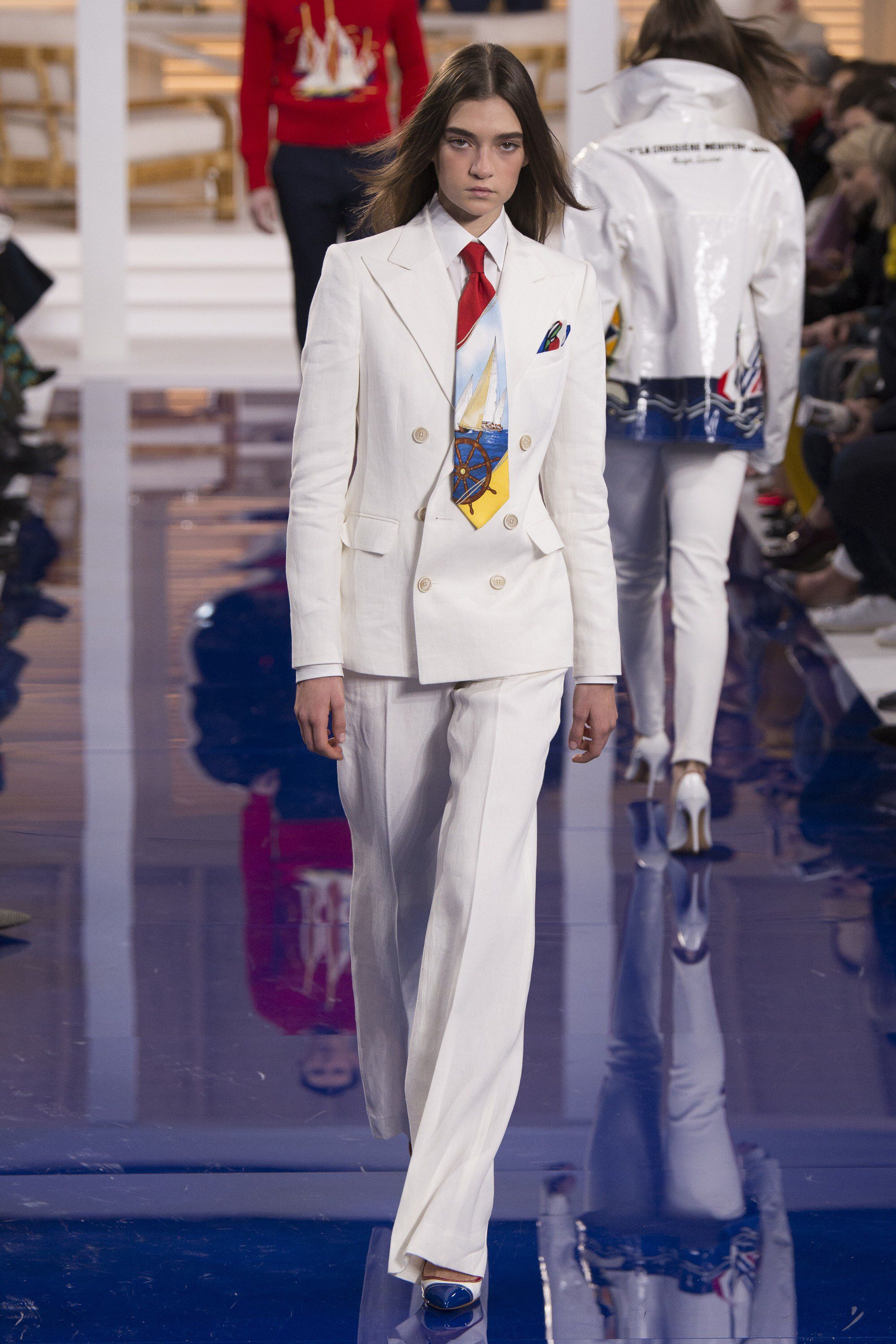 Ralph Lauren Spring 2018 Ready-to-Wear Fashion Show Collection