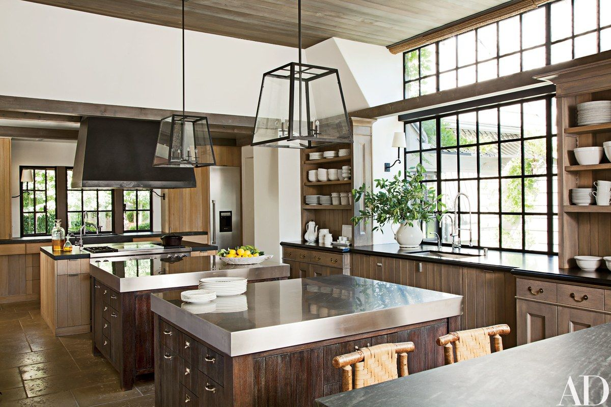 See how bobby mcalpine transformed a napa valley home into a refined
