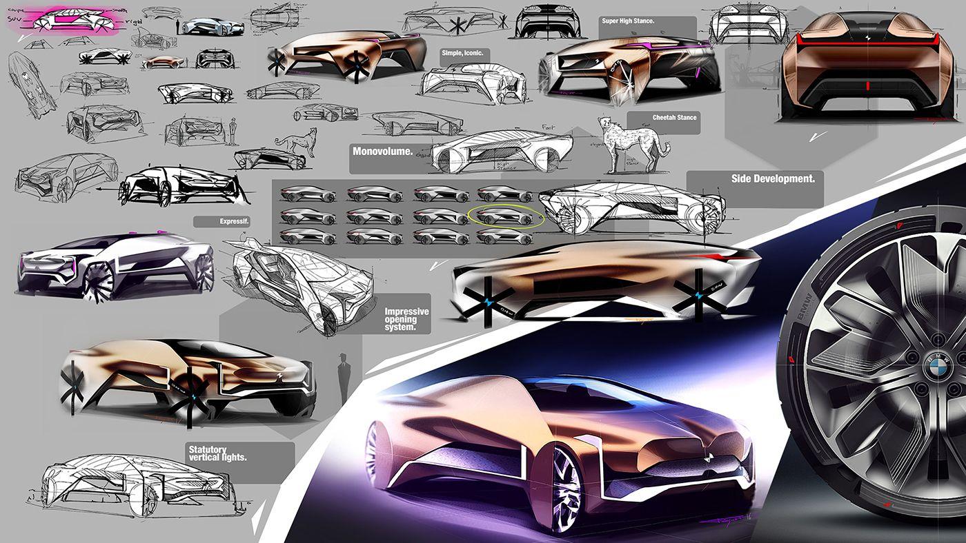 Julien FESQUET - BMW Internship Project https://www.behance.net ...