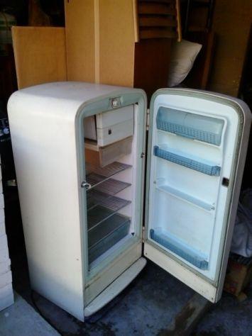 frigorifero Zoppas - fine anni 50 - | mobili vintage | Pinterest ...