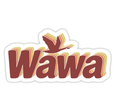 Wawa Stickers By Jamie Maher Redbubble Wawa Homemade Stickers Vinyl Decal Stickers